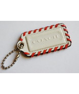 Coach Whipstitch Leather hang tag Replacement L... - $25.00