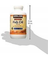 Kirkland Signature hgar Fish Oil Concentrate 2 Pack - $127.60