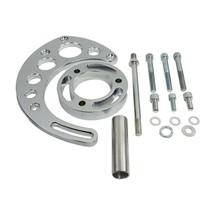 Chevy BBC Aluminum Alternator Bracket Kit Long Water Pump 396 402 427 454 502 image 2