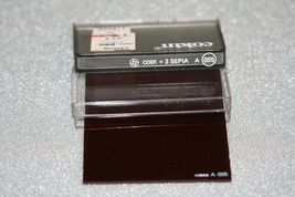 """A005  COKIN """"A"""" SERIES  Coef. +3 Sepia Filter w... - $6.99"""