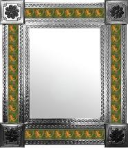 Mexican Tin Mirror - $100.00
