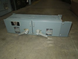 Westinghouse M50ATR3212 30/60A 3P 240V Twin Fusible Panelboard Switch FD... - $450.00
