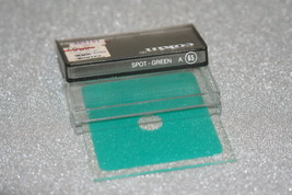 "A65   COKIN ""A"" SERIES    Spot-Green Filter w/Case - $8.99"