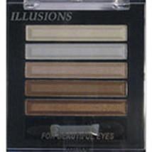 Love My Eyes Eyeshadow Illusions City Girl Chic 0.22 oz - $14.99