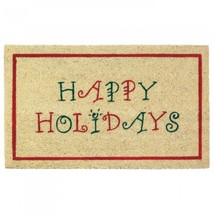 Happy Holidays Welcome Mat - $24.78