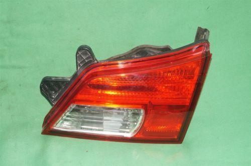 2010-12 Subaru Outback Wagon Inner Taillight Lamp Right Passenger Side - RH