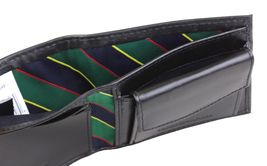 Tommy Hilfiger Men's Leather Credit Card Id Billfold Coin Rfid Wallet 31Tl130049 image 9
