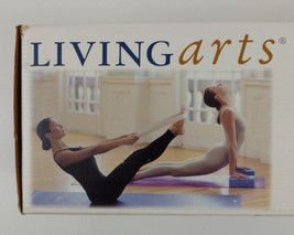 Yoga Living Arts Yoga Essentials Tool Set Blocks, Mat, Straps Unisex Fit... - $21.78
