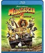 Madagascar: Escape 2 Africa Blu-ray Disc 2009 BRAND NEW SEALED Free Ship... - $7.17