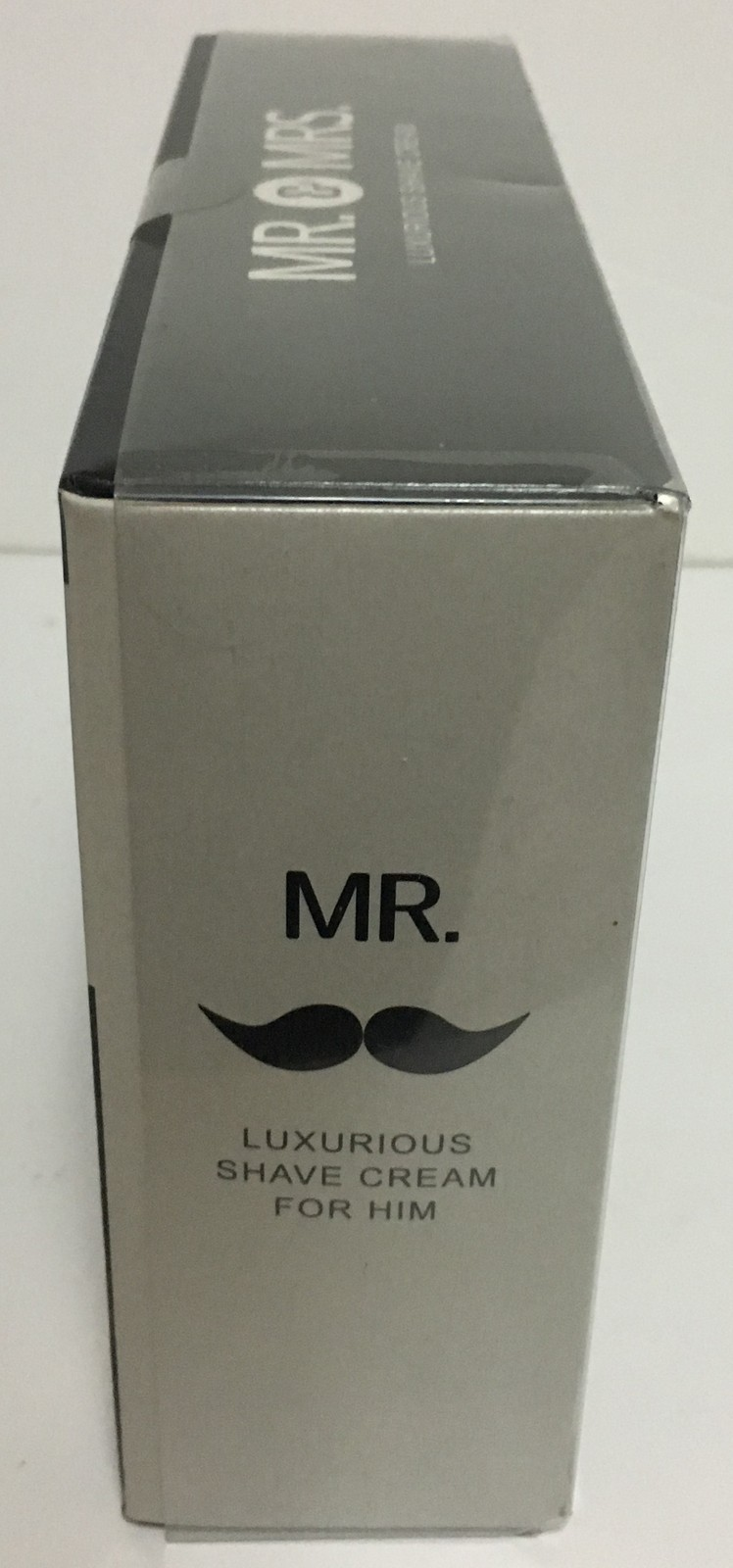 Mr. & Mrs. Luxurious Shave Cream Gift Set NIB 4 OZ MADE IN USA