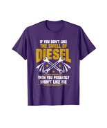 Brother Shirts - Diesel Mechanic Shirt - Don't Like The Smell Of Diesel Men - $19.95+