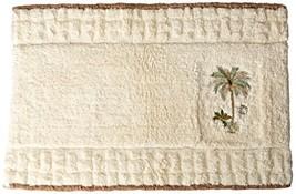 Avanti Linens Colony Palm Rug, Bath, Ivory - $32.64
