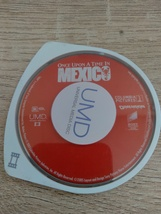 Sony Psp Umd Movie Once Upon A Time In Mexico - $5.00