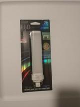 FEIT Electric 12 watts PL LED Bulb 1100 lumens Cool White Linear 26 Watt - $9.67