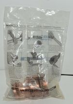 Nibco 9002450PC PC600 R Copper Reducing Coupling 2 Inch by 1 1/4 Inches image 3