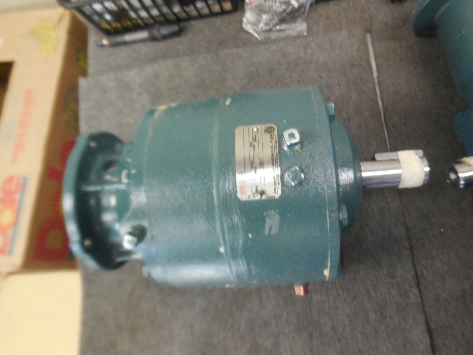 079163-63-MB DODGE MASTER POWER TRANSMISSION GEARBOX 140DM3AY