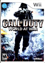 Wii - Call Of Duty World At War image 1