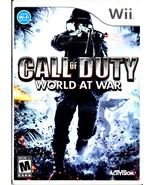 Wii - Call Of Duty World At War - $9.95