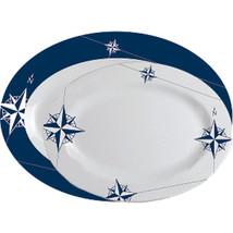 Marine Business Melamine Oval Serving Platters Set - NORTHWIND - Set of 2 - $53.46