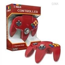 Nintendo 64 N64 Cirka Controller (Red) - $14.80