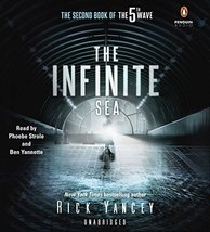 The Infinite Sea: The Second Book of the 5th Wave [Audio CD] Yancey, Ric... - $10.37