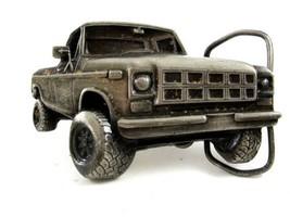 1978 Made in USA Beramont Truck Belt Buckle 10292013 - $24.74
