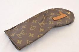 Louis Vuitton Monogram Golf Club Head Cover Case No.1 M58241 Lv Auth sa1811 - $140.00
