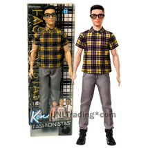 Product Features  Includes: Muscular Brunette KEN FNH44 in Yellow Chill ... - $39.99
