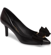 Salvatore Ferragamo Women's Talla Pumps 37 MSRP: $675.00 - €457,37 EUR