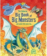 Big Book of Big Monsters (Big Books of Big Things) [Hardcover] Louie Sto... - $27.25