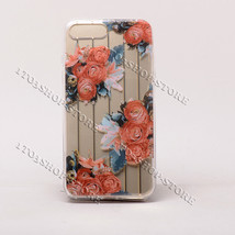 Incipio Design Series Hard Shell Case for iPhone 7 iPhone 8 Rustic Flora... - $19.90