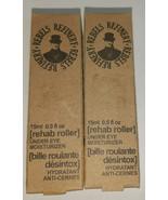 Lot of 2 Rebels Refinery Rehab Roller, Under Eye Moisturizer  .5 fl oz/1... - $17.77