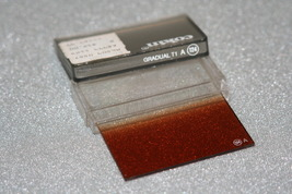 "A124   COKIN ""A"" SERIES  Gradual T1  Filter w/Case - $8.99"