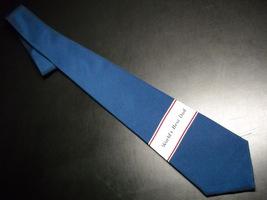Russ Neck Tie Worlds Best Dad Blue with White - $8.99