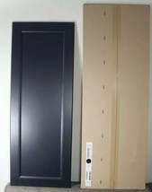 """Ikea Laxarby CABINET DOOR Black Brown Sektion kitchen 21"""" X 40"""" 202.680.45 image 2"""