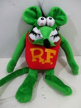 Rat Fink Bendable Doll - $49.95