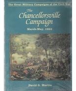 The Chancellorsville Campaign 1863 HC Book, 1st Prt NEW - $24.14