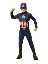 Rubies Marvel Avengers Endgame 'Captain America' Child Costume - Size Large - $19.79