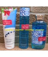 Mediterranean Blue Waters Bath Body Works Fragrance Mist Body Cream Show... - $39.00