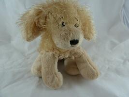 GANZ WEBKINZ Golden Retriever HM010 Stuffed Animal No codes Excellent us... - $5.44