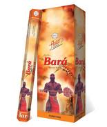 Bara Incense Flute Brand Cleansing Hexa Box 120 Agarbatti Fragrance Sticks - $24.99