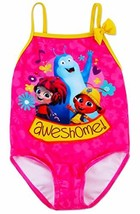Dreamwave Toddler Girl Beat Bugs One Piece Swimsuit 2T - $15.00