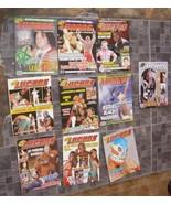 Lucha Libre Wrestling AAA CMLL WWE Mil Mascaras Mistico Aka Sin Cara Can... - $38.99