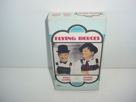 Laurel and Hardy Flying Deuces VHS Video Tape Movie - $5.84
