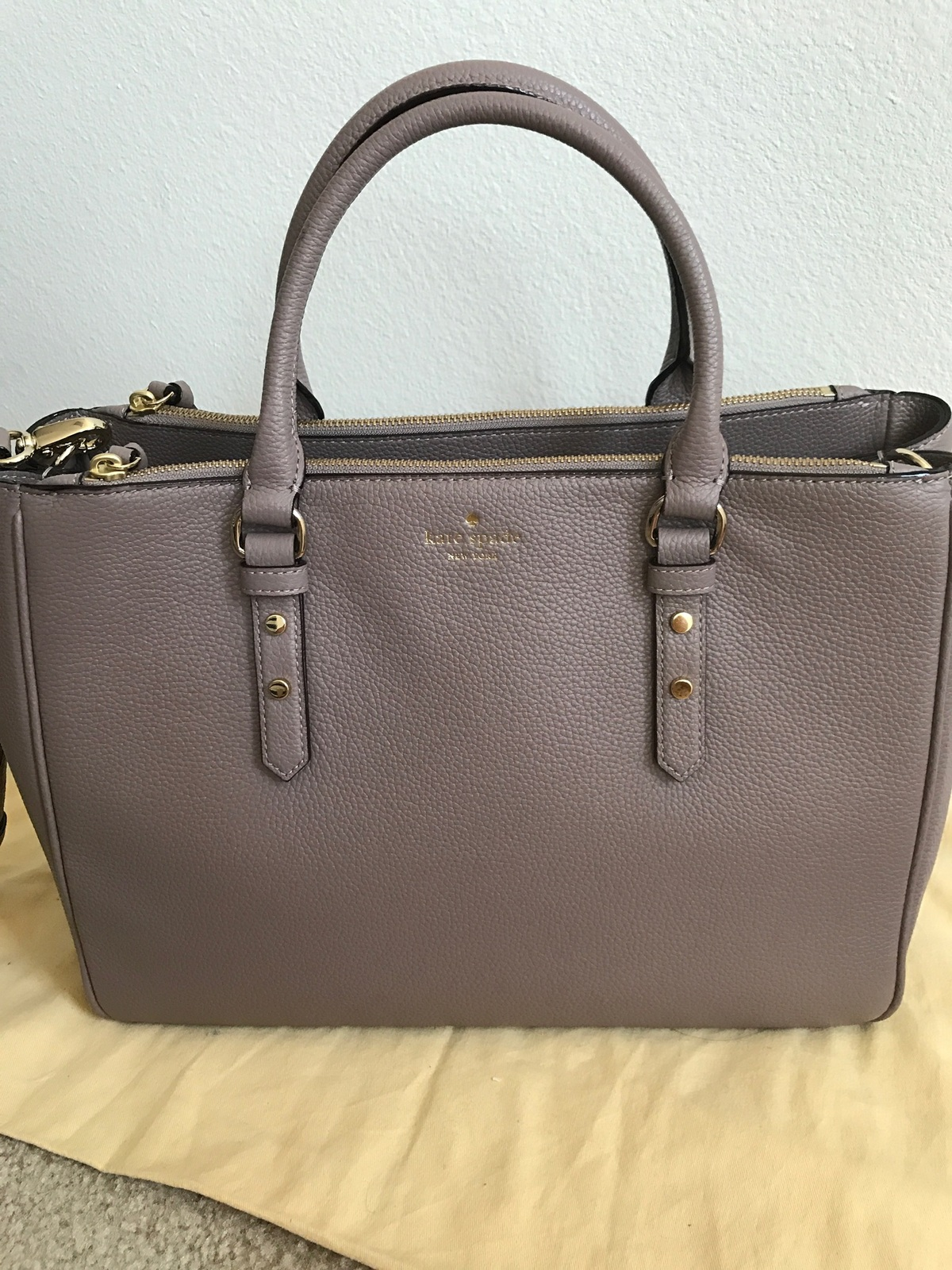430 Nwt Kate Spade Porcini Mulberry Street and 50 similar items. Img 1372 c611a77cd4140