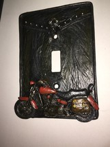 Excellent Biker Motorcycle Home Light Switch cover     6a - $13.77
