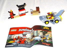 LEGO The Ninjago Movie Shark's Car + Base + Manual from 10739 Shark Attack Jr.  - $9.99