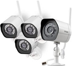 Outdoor Wireless Security Surveillance Camera System HD Night Google App... - $162.81