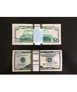 5.000 PROP MONEY REPLICA 50s All Full Print For Movie Video Films etc. - $22.99