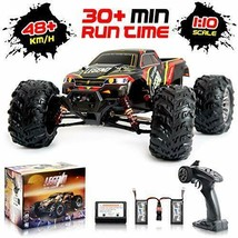 Roll over image to zoom in 1:10 Scale Large Remote Control Car 48km/h+ ... - $248.36